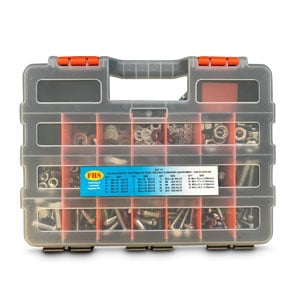 Assortment Fastener Kits-Stainless Steel 304 and 316